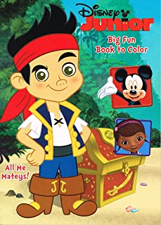 Disney Junior Jake and the Neverland Pirates (All Me Mateys!)