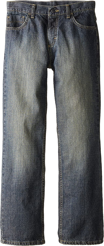 Wrangler Authentics Boys' Straight Fit Jean