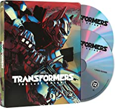 Transformers - L'Ultimo Cavaliere (Steelbook) (2 Blu-Ray) [Italia] [Blu-ray]