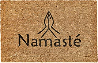Calloway Mills 120791729 Namaste Doormat, 17