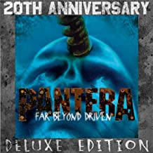 Best pantera cowboys from hell live Reviews