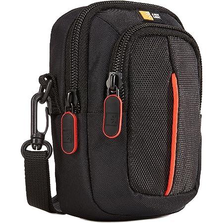 Case Logic DCB313 Advanced Point & Shoot Camera Case, Black