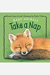 Baby Animals Take a Nap Board book