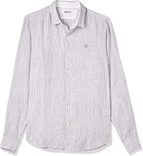 Timberland TMA1KZE-I8702-CLOUDBURST YD-M Top Shirts for Men's