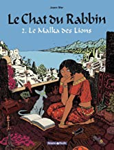 Le Chat du Rabbin – tome 2 – Le Malka des Lions (French Edition)