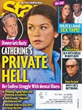 Catherine Zeta-Jones & Michael Douglas l Khloe Kardashian & Lamar Odom l Angelina Jolie & Jennifer Aniston l Jack Nicholson - September 16, 2013 Star Magazine