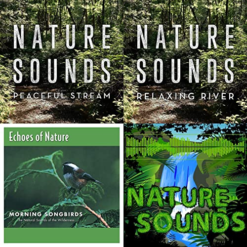 Nature Sounds for Relaxation by Calmsound, Sounds of Nature White