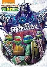 tmnt super shredder dvd