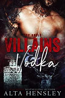 Villains & Vodka (Top Shelf Book 2)