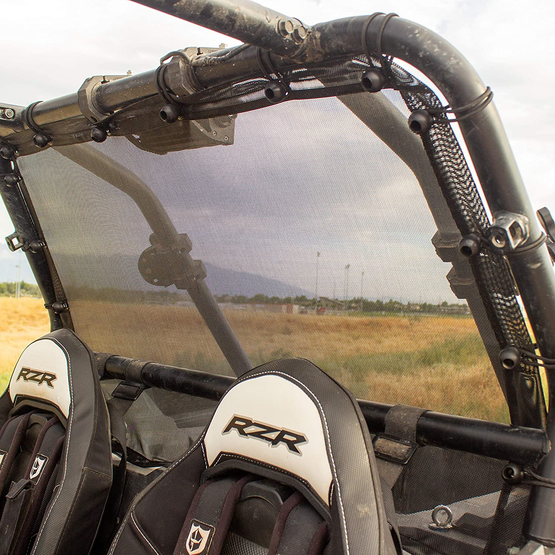 Polaris RZR RZR - 2014-2020 Rear Windshield Mesh Screen