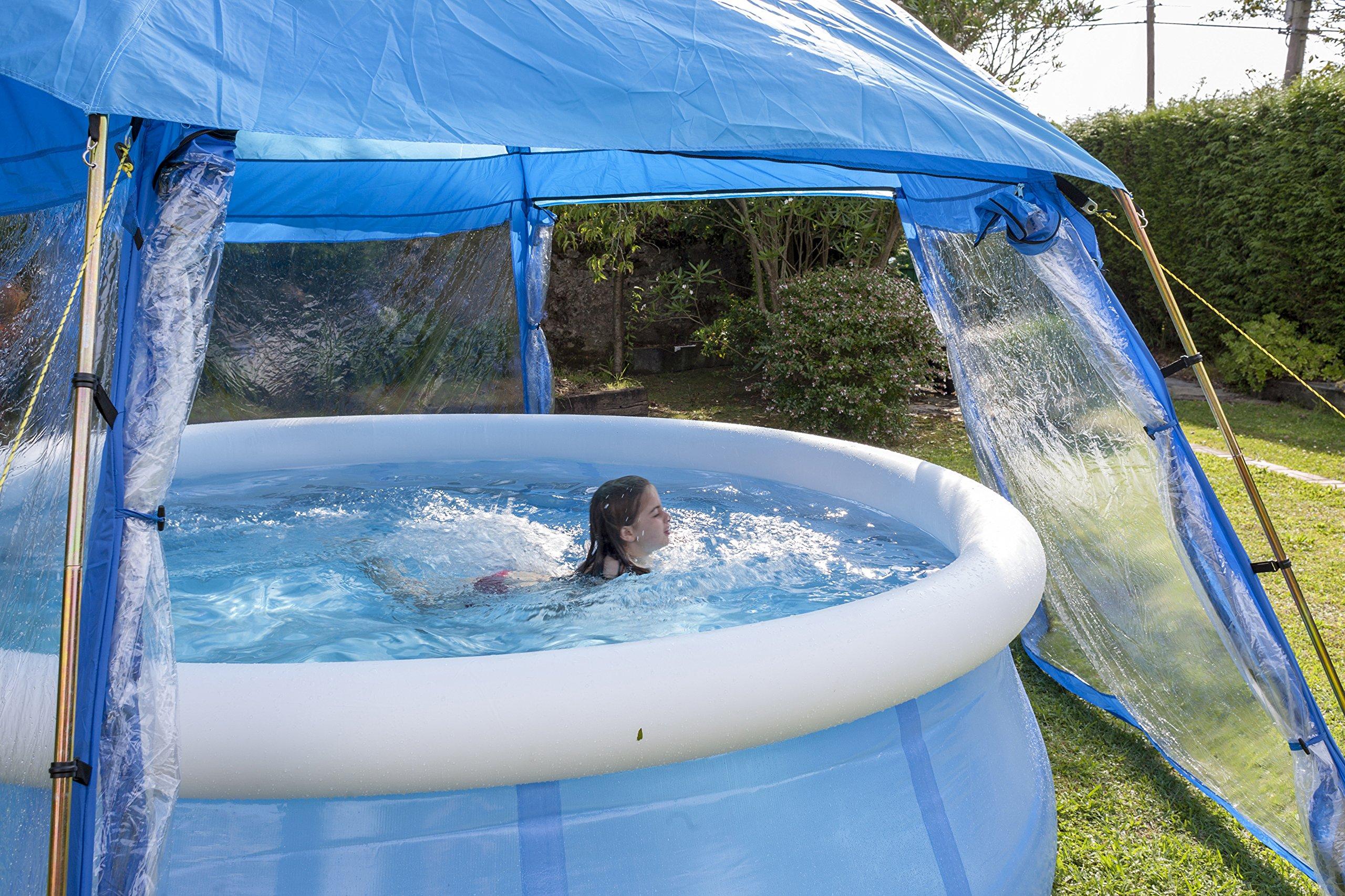 Gre PH54 Pool House - Toldo para Piscina: Amazon.es: Jardín