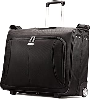 Aspire Xlite Wheeled Garment Bag, Black