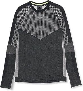 Nike Men's Sportswear Tch Pck Ls Knit Sc Jersey