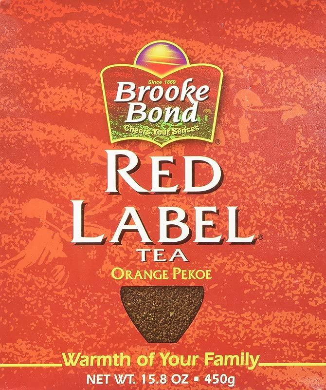 Brooke Bond Red Label Tea 450g Packaging May Vary