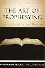 william perkins the art of prophesying