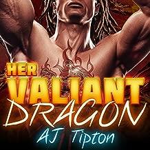 Her Valiant Dragon: A BBW Interracial Paranormal Romance