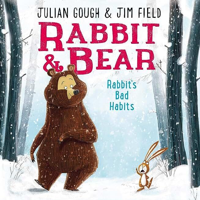 Rabbit's Bad Habits: Book 1