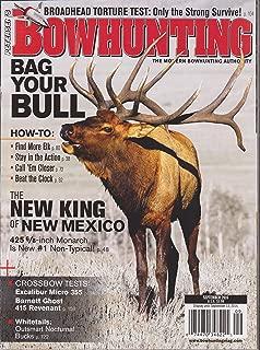 Petersen's Bowhunting Magazine September 2016