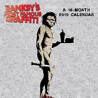 Best banksy calendar 2019 Reviews