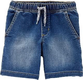 Carter's Pull-On Super Stretch Denim Shorts