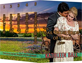 Mail Order Brides of Texas ( A Five Book Set Plus a Bonus Book)
