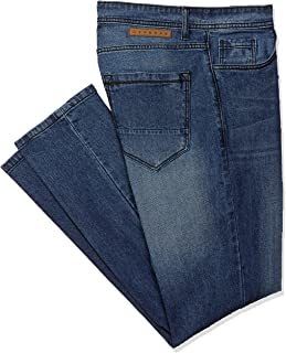 Diverse Men's Stretch Relaxed Jeans
