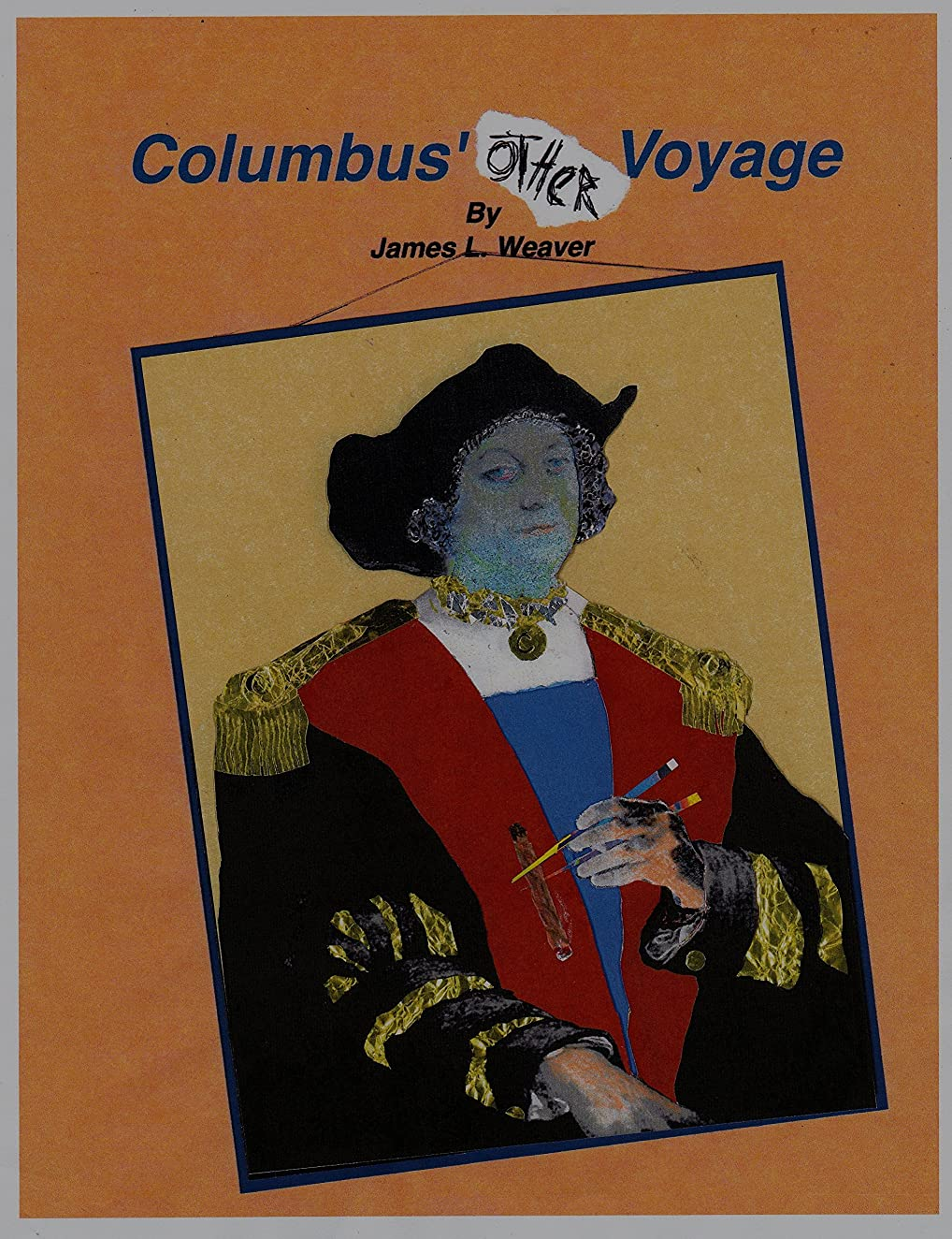 司教自慢治すColumbus' Other Voyage: A comical adventure of exploration and treasure. (English Edition)