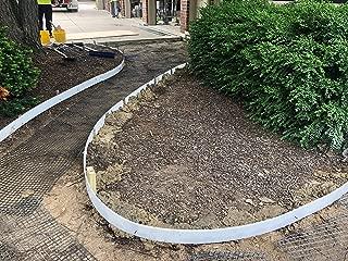 Plastic Flex Forms for Concrete Flatwork & Curbs Set (10 4