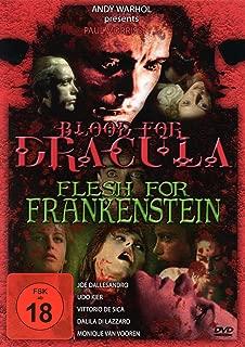 Andy Warhol's Blood for Dracula / Flesh for Frankenstein (uncut)