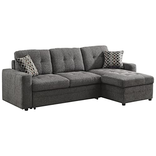 Super Sectional Sleeper Sofa With Pull Out Bed Amazon Com Cjindustries Chair Design For Home Cjindustriesco