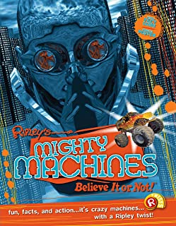 Ripley Twists: Mighty Machines PORTRAIT EDN