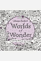 Worlds of Wonder: A Coloring Book for the Curious Taschenbuch