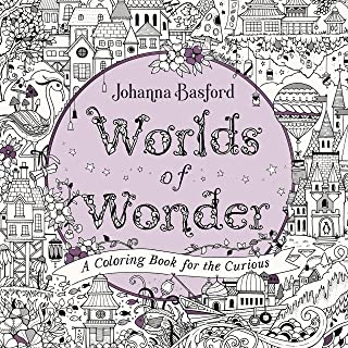 Worlds of Wonder: A Coloring Book for the Curious