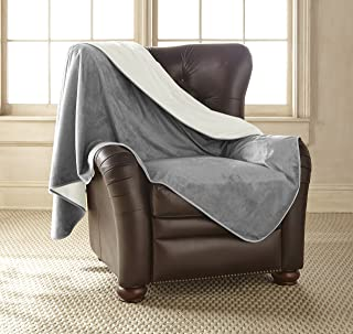 Mambe 100% Waterproof Silky Soft Throw for Dogs, Cats, and People - Made in The USA