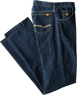Wrangler Riggs Workwear Men's Tall Extreme Relaxed Fit FR Jean