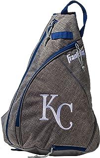 Franklin Sports MLB Team Licensed Crossbody Slingbak Baseball Shoulder Bag  for Men   Women 6bf6da3c7b