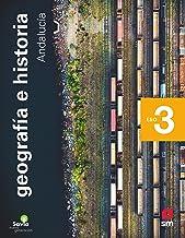 Geografía e historia. 3 ESO. Savia Nueva Generación. Andalucía