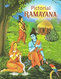 Pictorial Ramayana - For Children