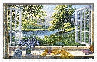 Pintoo - H2198 - Stephen Darbishire - Bluebells - 1000 Piece Plastic Puzzle