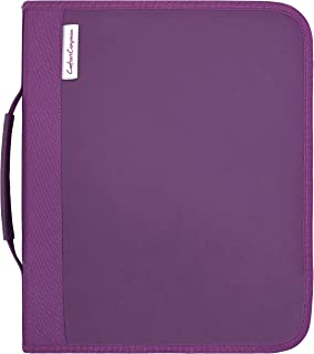 Crafter's Companion CC-STOR-DIE-L Folder-Large Die & Stamp Storage, us:one Size, Purple