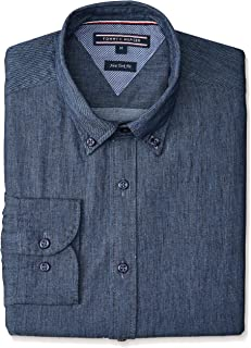 TOMMY HILFIGER MW0MW03050 Camisa Casual para Hombre