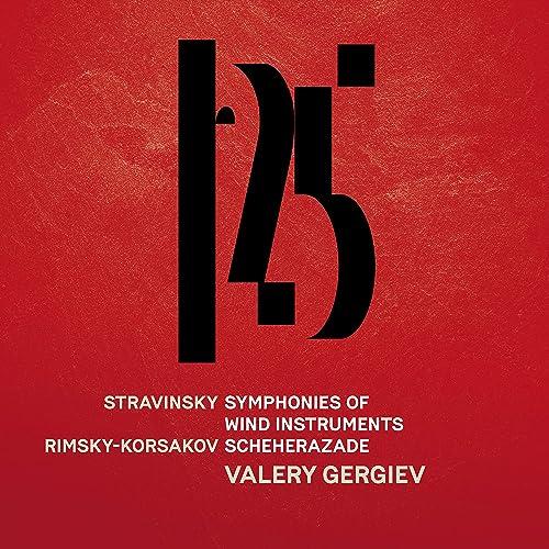 Stravinsky: Symphonies of Wind Instruments - Rimsky-Korsakov: Scheherazade (Live)