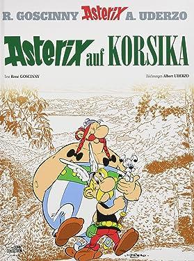 Asterix 20: Asterix auf Korsika (German Edition)