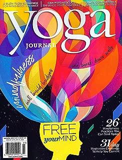 YOGA JOURNAL Magazine March April 2019 MINDFULNESS, Psychedelics, Meditation Challenge