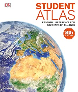 Student Atlas: Essential Reference for Students of All Ages