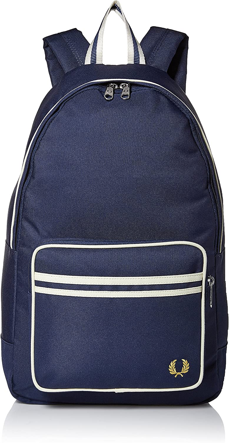 Fred Perry Twin Tipped Mens Backpack blueee