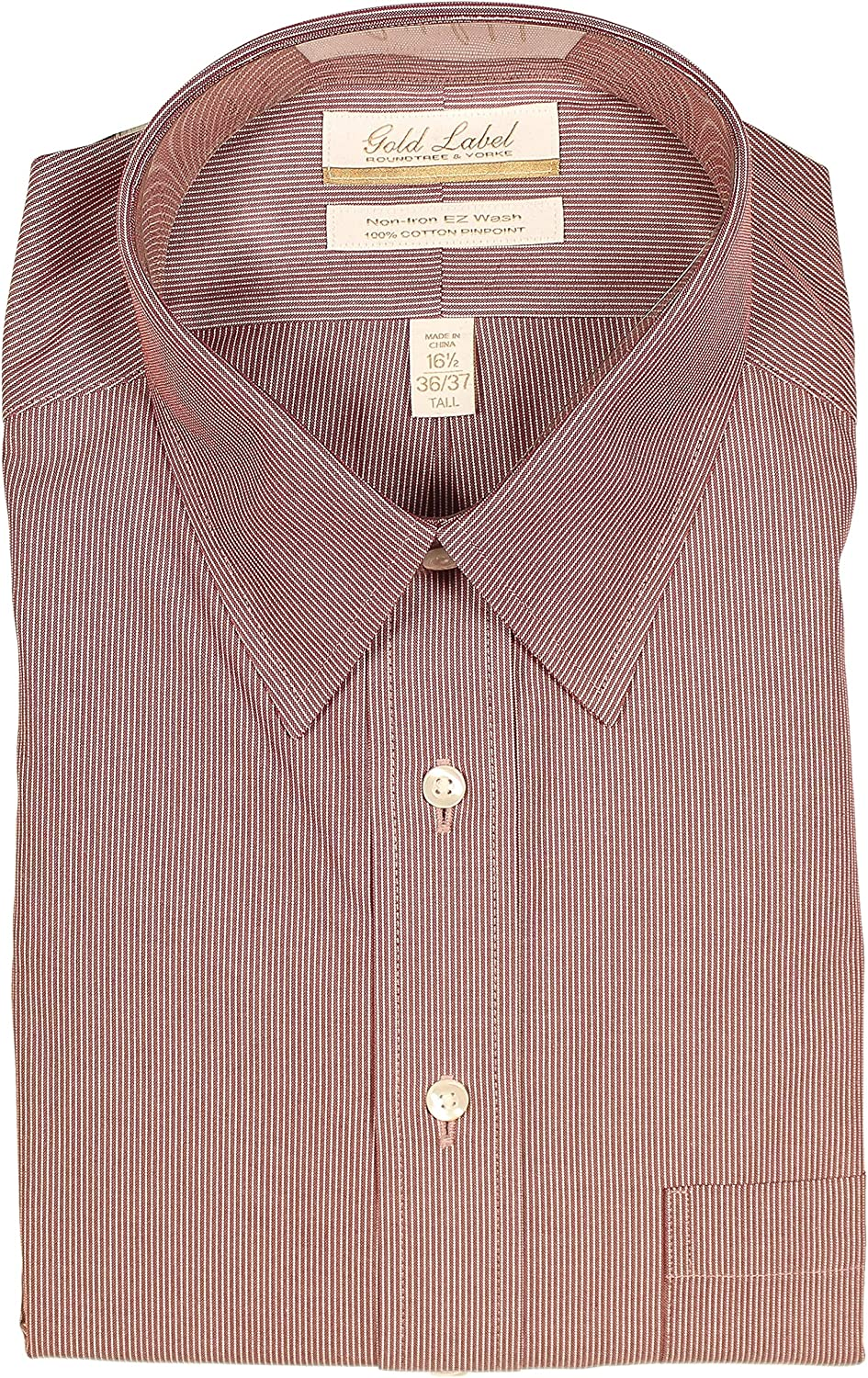 Gold Label Men's Virginia Spasm price Beach Mall Big and Wrinkle Non-Iron Resistant Tall Easy-Ca