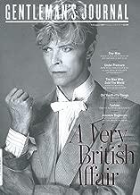 Gentleman's Journal Magazine (February, 2017) David Bowie Cover