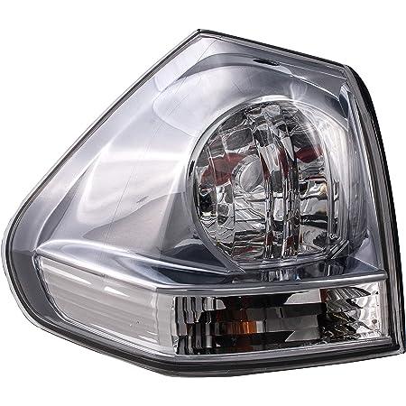 Dorman 1611040 Driver Side Inner Tail Light Assembly for Select Mazda Models