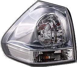 Dorman 1611372 Driver Side Tail Light Assembly for Select Lexus Models